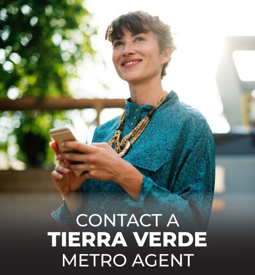 View the Tierra Verde agent roster.