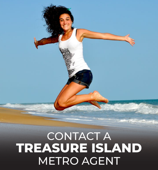 View the Treasure Island agent roster