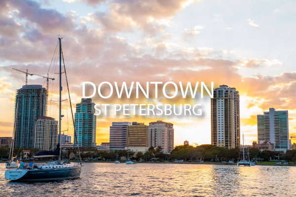 Downtown St Petersburg Neighborhood guide