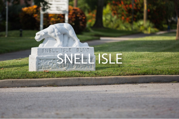 Snell Isle St Petersburg Neighborhood guide