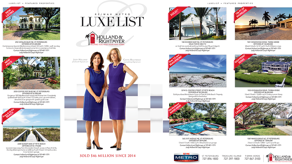 Luxelist Holland and Rightmyer